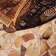 De retour à la maison mais on prolonge l'esprit vacances, on continue à se promener pieds nus… _____ #MaisonA #ObjetsSinguliers #supplémentdame #parfaitesimperfections #decoration #interior #deco #inspirations #vacances #summermood #beachlife #lifeisbetteratthebeach @lesrochesrouges #bonnesadresses #hotel #hoteldeco